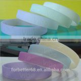 UV silicone wristbands,Ultraviolet color silicone bracelets,Debossed silicone bracelets