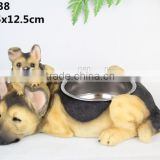 German shepherd dogs statue for sale