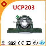 Agricultural Machinery Bearing Pillow Block Bearing UCP201 UCP202 UCP203 Insert Bearing Units With Housing