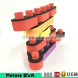 Melors EVA hard foam high density children plastic robot building blocks toys for preschool