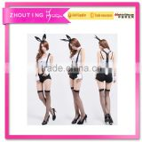 CSW4163 Sexy bunny uniform party costumes halloween costume uniform