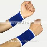High Quality 2 X Elastic Sport Sweatbands Wrist Sweat Bands Fitness GYM Wristband Band Professional Wrister Bracer
