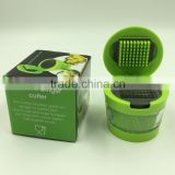 Kitchen plastic garlic and ginger cutter as seen on TV Garlic Press Garlic Chopper Ginger Cutter