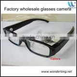 New arrival IP camera HD720P video glasses with wireless camera HD hidden safety camera glasses video camera glasses