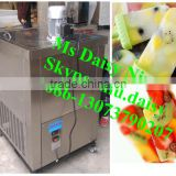commercial ice cream making machine/ice brick machine/fruit ice bar machine for Popsicle
