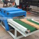 wood multiple edger cutting machine