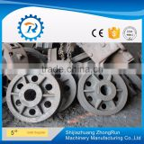 Chinese Top Quality Mine Car Wheel/Rail Wheel Axles/Strength Loading Mining Wagon Car Wheels
