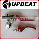 CNC adjustable brake/clutch lever,dirt bike parts,pit bike parts