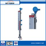 Bypass magnetic float level meter level indicator