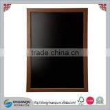 Brown Wooden Framed Chalk Board Bar Blackboard 600mm X 900mm