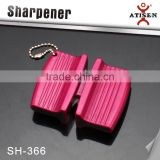 Mini Sharpener Ceramic Rod Tungsten Steel Pocket Kitchen Knife Sharpener Tools