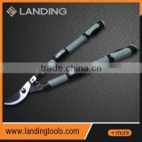 632901 black teflon front blade ,electroplated back blade high carbon steel lopping shear