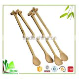 Accept Custom Factory Supply Attractive Price Bamboo Yogurt Spoon