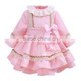baby girl dresses party wear pink dress
