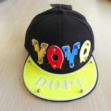 Clean and color shading cap snapback cap