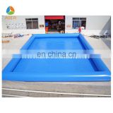 PVC plastic swimming pools inflatable pool for sale