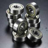 Black-coated 42307/NJ307 High Precision Ball Bearing 8*19*6mm