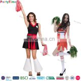 factory wholesale cheerleading dresses for women sexy pom-pom girl glee cheerleader costume
