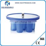 Silicon clamp for 3d sublimation heat press machine