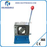 paper circle cutter for badge making machine