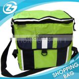 Recycle High Quality Custom Cooler Bag With Should Straps