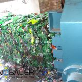 Vertical Plastic Bottle Baler and Horizontal Plastic Bottle Baler