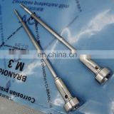 Injector common rail valve assembly F00VC01348
