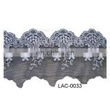 Clothing lace trimming;apparel lace trimming;garment lace trimming for wedding dress
