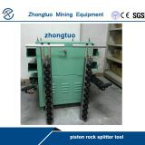 Hydraulic Piston Rock Splitter Worked With Power Unit