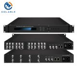 4k sd digital headend equipment catv encoder input 8 in 1 mpeg2h264