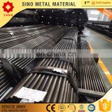 pre insulated black steel pipe stainless black round steel pipe price per meter thin wall steel pipe