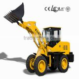 2.5t powerful front-loader, safe and reliable small tractor, wheel loader with good working condition