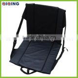 Promotional Adjustable Folding Beach Mat with backrest HQ-1040E                                                                         Quality Choice