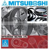 Flexible coupling of MITSUBOSHI deliver the torque correctly in any situation