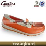 2013 Women Fashion Casual Shoes,Top brand Women Leather shoe,Lady Flat Shoes,Women Dress Shoe