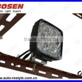 LED work lamp 35W working light tractor, forklift, off-road light round the cheapest in market CE 1800LM
