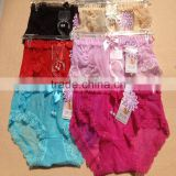 0.62USD 100% High Quality Mixing Colors Softy Material Fat Sexy Ladies Panties/Thongs/Lady Panty (lppgdnk049)