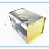 bamboo box tin containers tea tin container