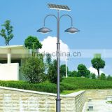 2016 new model design low prices high power led solar garden series 10w-30w with solar panel