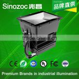 Construction site led flood light 1000W & CE ROHS led flood light 1000W outdoor lighting