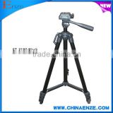 New Products for 2016 high stability aluminum camera stand tripod with carrying bag