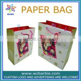 printed gift paper bags for christmas