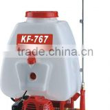 25L Knapsack engine Power sprayer ,2 stroke ,4 stroke power gasonline Power sprayer KF-767