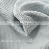 100% polyester mesh fabric for sport garment