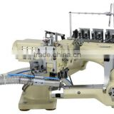 6200(4 needle 6 thread)industrial sewing machine leather sewing machine