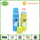 Double wall stainless steel thermos vacuum flask with heat transfer logo printed                                                                         Quality Choice