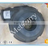 Mining Industry centrifugal replacement of slurry pump rubber parts-frame plate liner