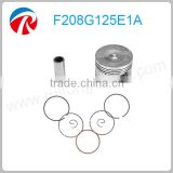GY 6 motorcycle small engine piston rings