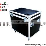 Flight Case cdj Aluminum Flight Case with Wheels & Transportation Case ,Storage Case Travel Aluminium Flight Carry Case