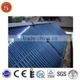 Hot Sale Customized heat pipe price parabolic trough solar collector
